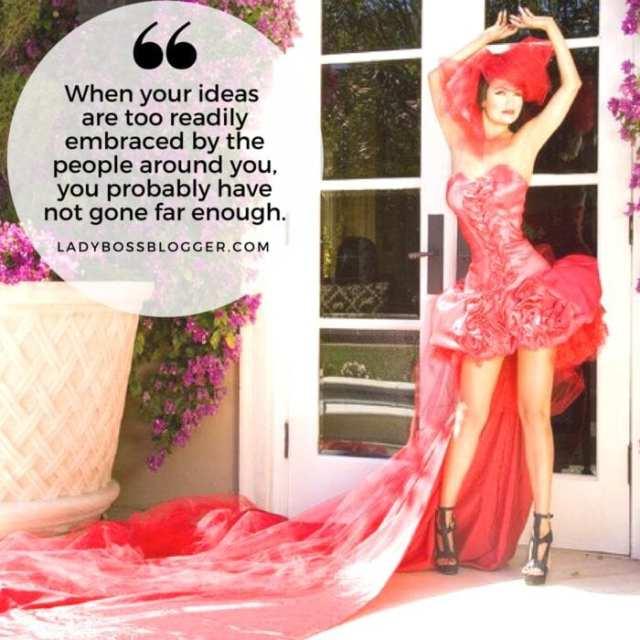 female entrepreneur and business tips on ladybossblogger.com