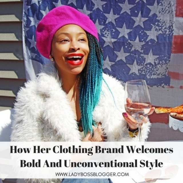 Jaime Joseph Encourages Bold And Unconventional Style With Her Clothing Brand