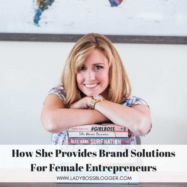 Kristin Kembel Provides Branding Solutions For Female Entrepreneurs