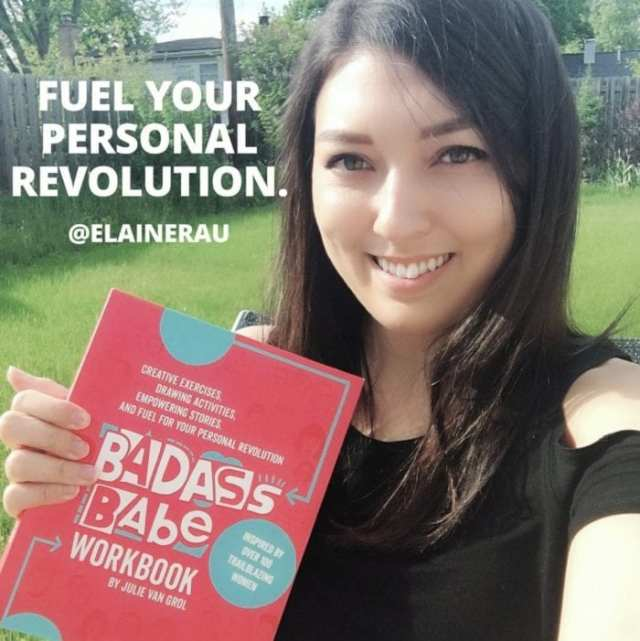 Elaine Rau Badass Babes Workbook