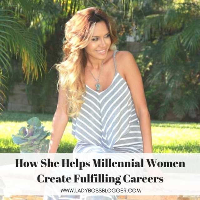 Crystal Mendoza Helps Millennial Women Create Fulfilling Careers