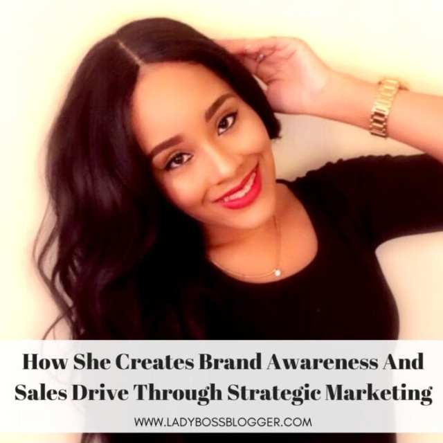 Shavahn Dedrick Creates Brand Awareness And Sales Drive Through Strategic Marketing