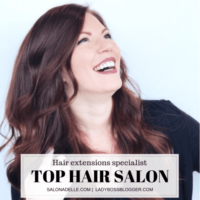 Adelle Graham Owns The Top Hair Salon For Extensions In Greenville, South Caronlina