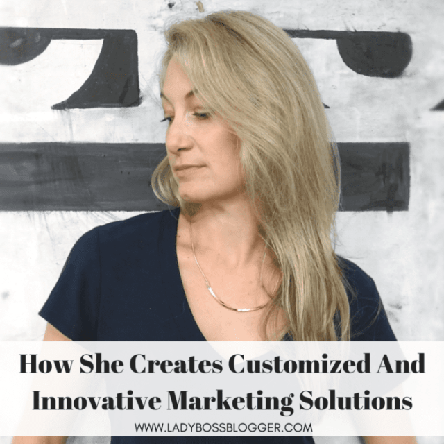 Nicola Smith Creates Customized And Innovative Marketing Solutions