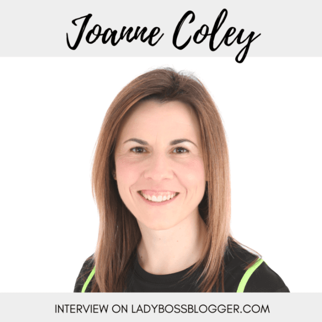 Joanne Coley Supports Lady Bosses By Focusing On Body Transformation