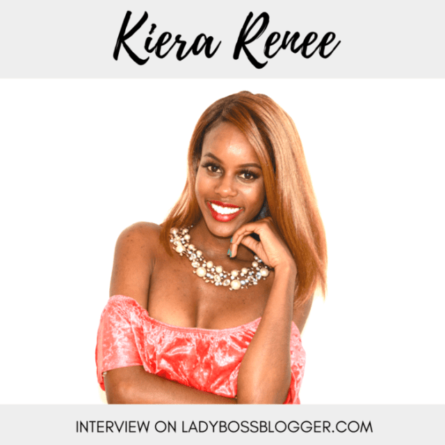 Kiera Renee Helps Fashion And Beauty Entrepreneurs Learn How To Make Money
