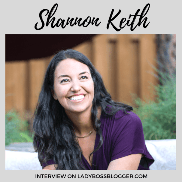 Shannon Keith founder of SUDARA interview on ladybossblogger