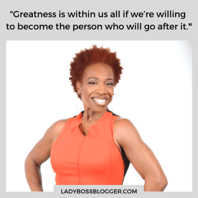 quote about greatness ladybossblogger