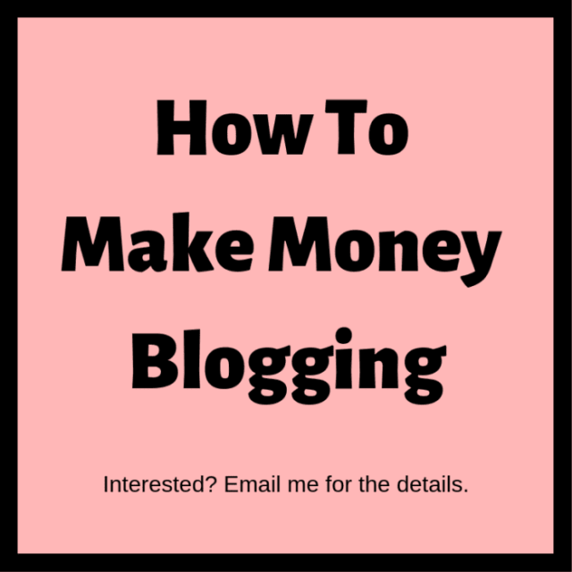 How To Make Money Blogging ladybossblogger