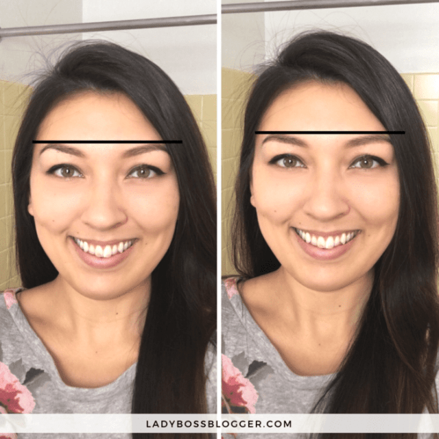 Microblading v.s. Ombre Powder Brows ladybossblogger