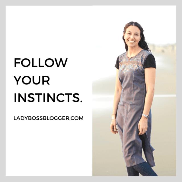 Advice for entrepreneurs ladybossblogger
