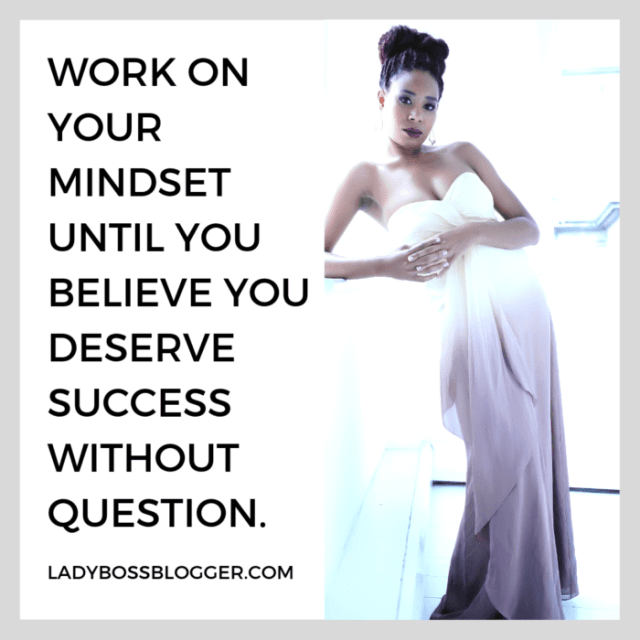 Nadine Barrett quote on ladybossblogger