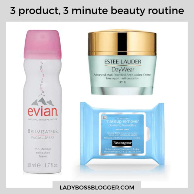 beauty routine ladybossblogger