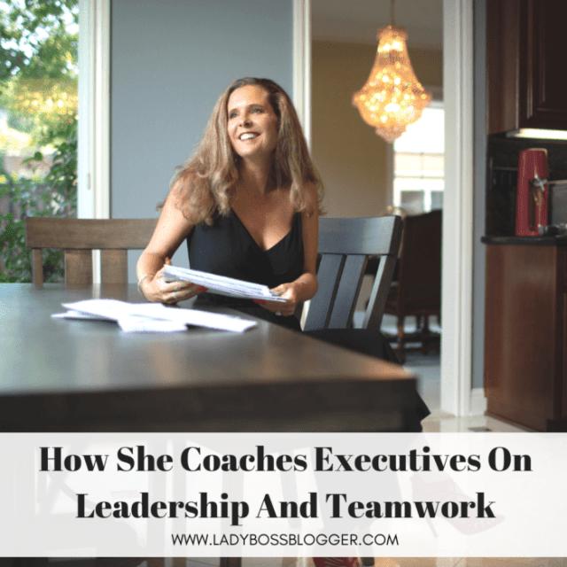 Jennifer Peatman Coaches Executives On Leadership And Teamwork