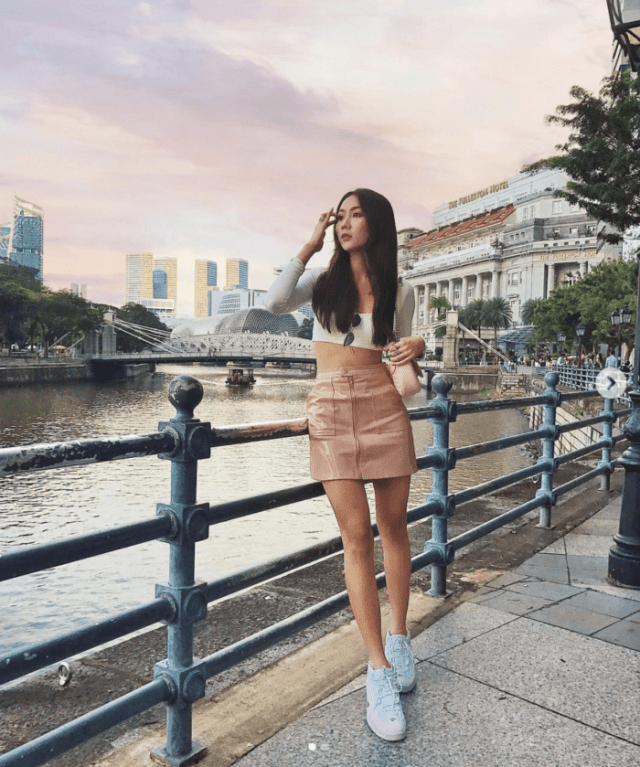 Asian Influencers On Instagram LadyBossBlogger