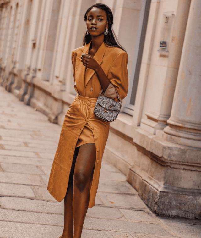 African Fashion Influencers - Lamic Kirabo