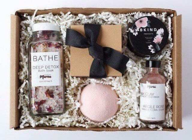 50 Relaxing Spa Boxes For Busy Business Women