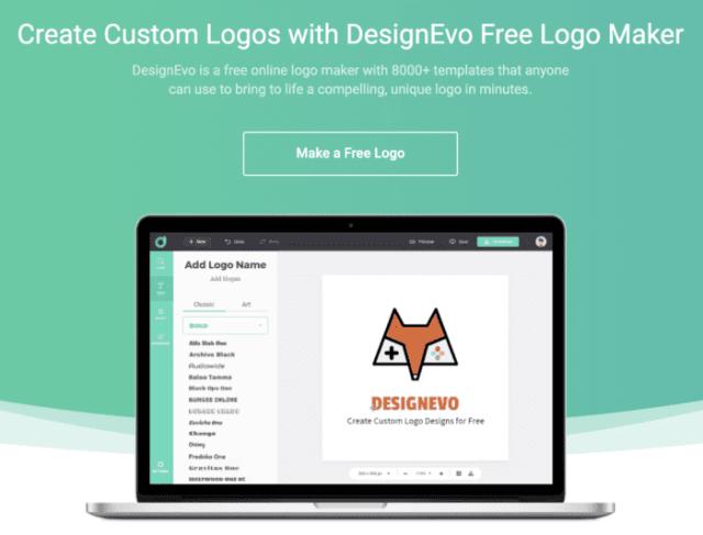 designevo design a free logo ladybossblogger