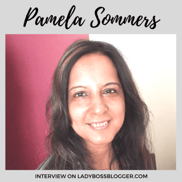 Pamela Sommers interview on ladybossblogger