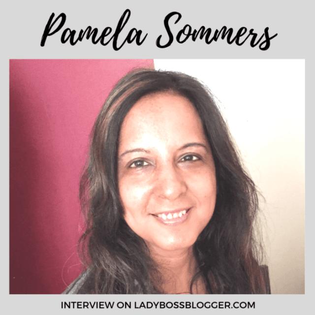 Pamela Sommers interview on ladybossblogger