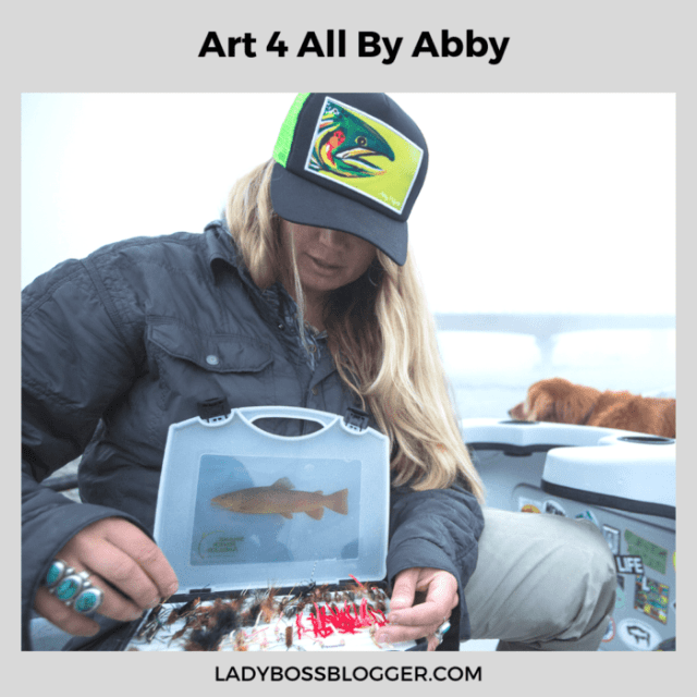 Abby Paffrath interview on ladybossblogger
