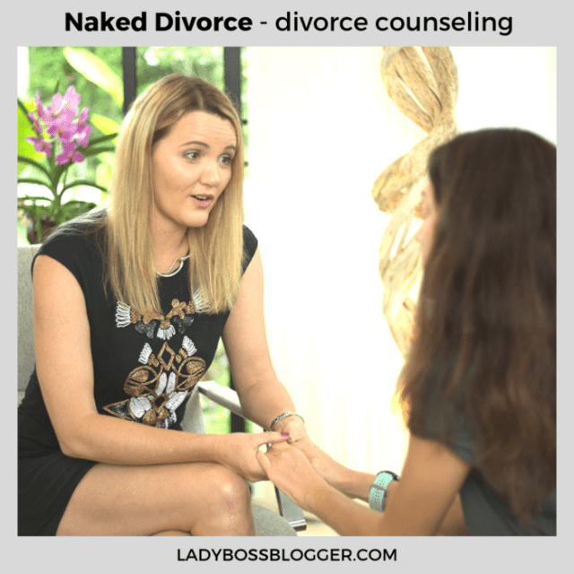 Adèle Théron naked divorce interview on ladybossblogger