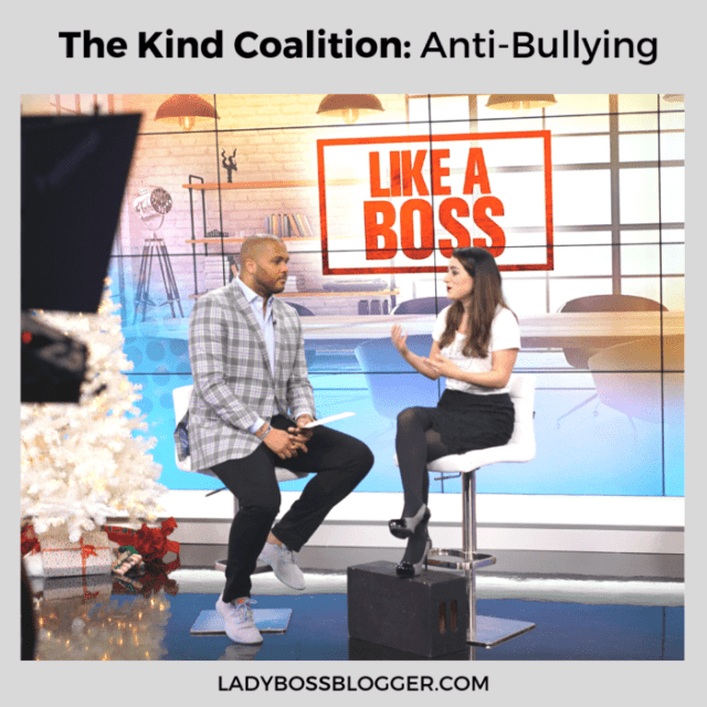 Natalie McKearin founder of The Kind Coalition ladybossblogger