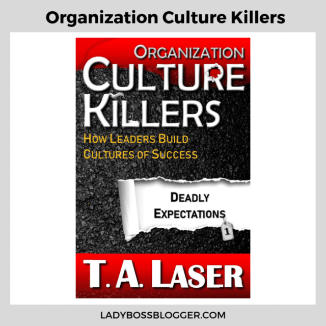 Tabitha Laser author of culture killers ladybossblogger