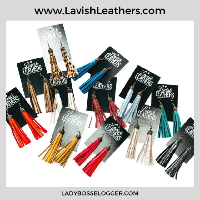 Lavish Leathers interview on ladybossblogger