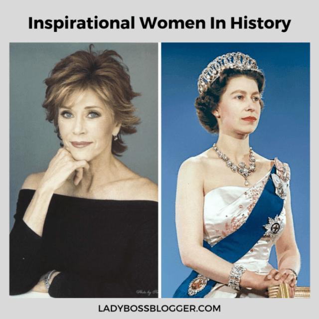 inspirational history ladybossblogger