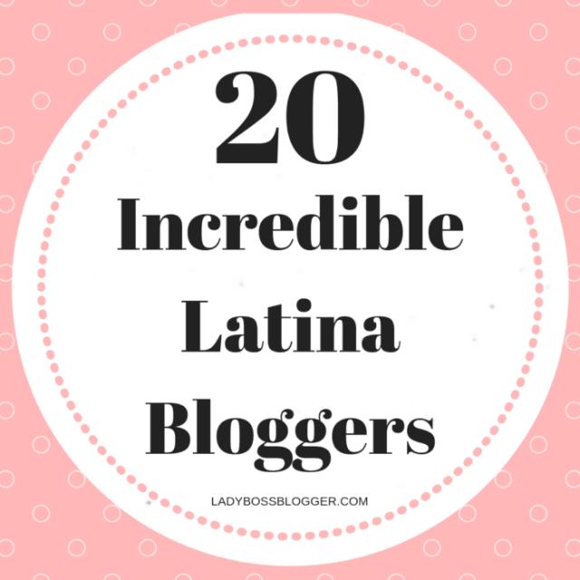Latina Bloggers LadyBossBlogger.com
