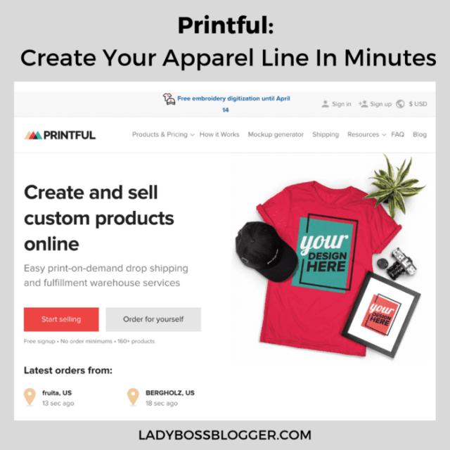 printful ladybossblogger