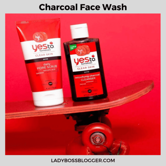 charcoal face wash ladybossblogger