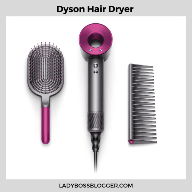 dyson hair dryer ladybossblogger