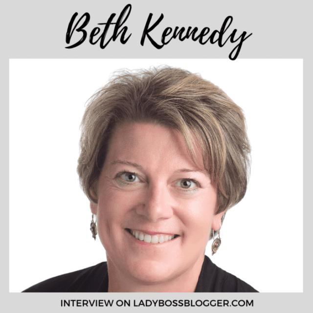 Beth Kennedy interview ladybossblogger
