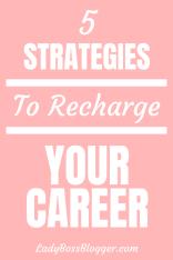 Recharge career