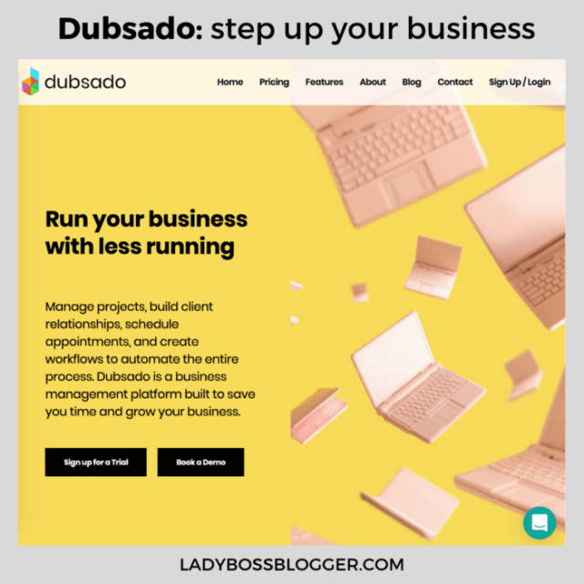 dubsado ladybossblogger