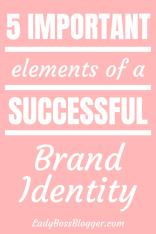Successful Brand Identity