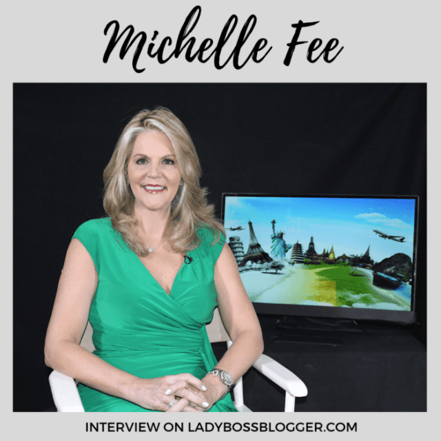 Michelle Fee interview on ladybossblogger