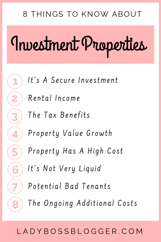 Investment Properties LadyBossBlogger.com (1)
