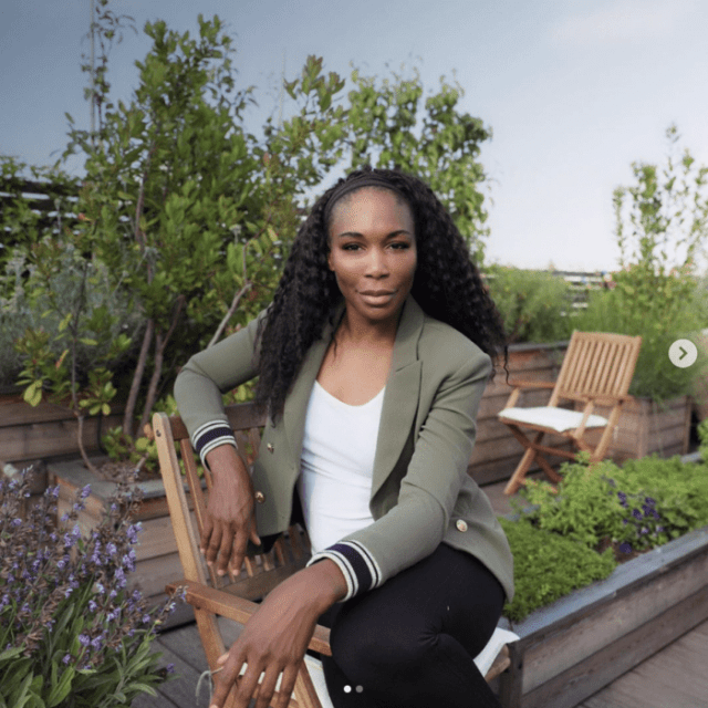 Venus Williams ladybossblogger