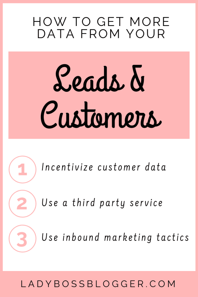 leads customers LadyBossBlogger.com