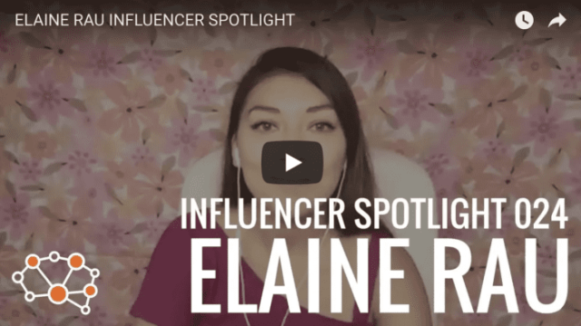 Influencer spotlight elaine rau ladybossblogger interview