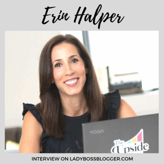 erin halper interview ladybossblogger