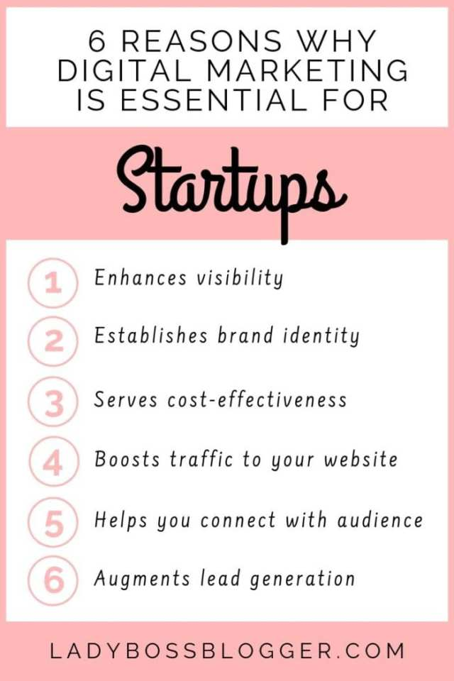 digital marketing startups ladybossblogger. 4