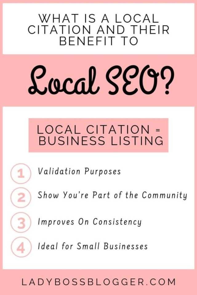 local seo LadyBossBlogger.com