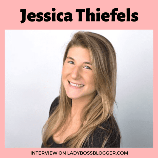 Jessica Thiefels interview ladybossblogger
