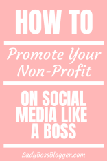 How To Promote Your Nonprofit On Social Media