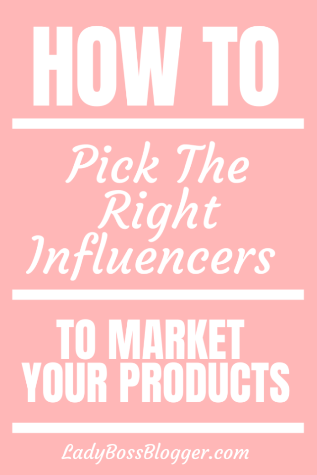 How To Market Your Products ladybossblogger.com