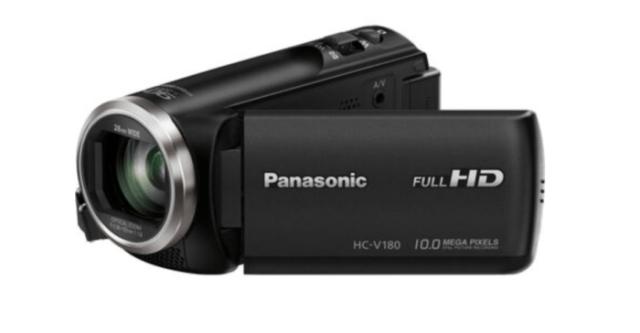 Panasonic V180K cameras ladybossblogger.com